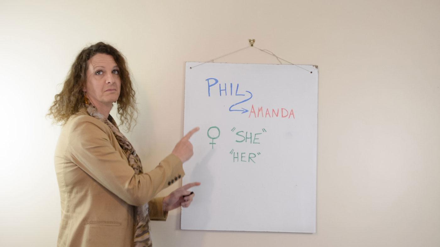 I'm Amanda - Transforming Cinema