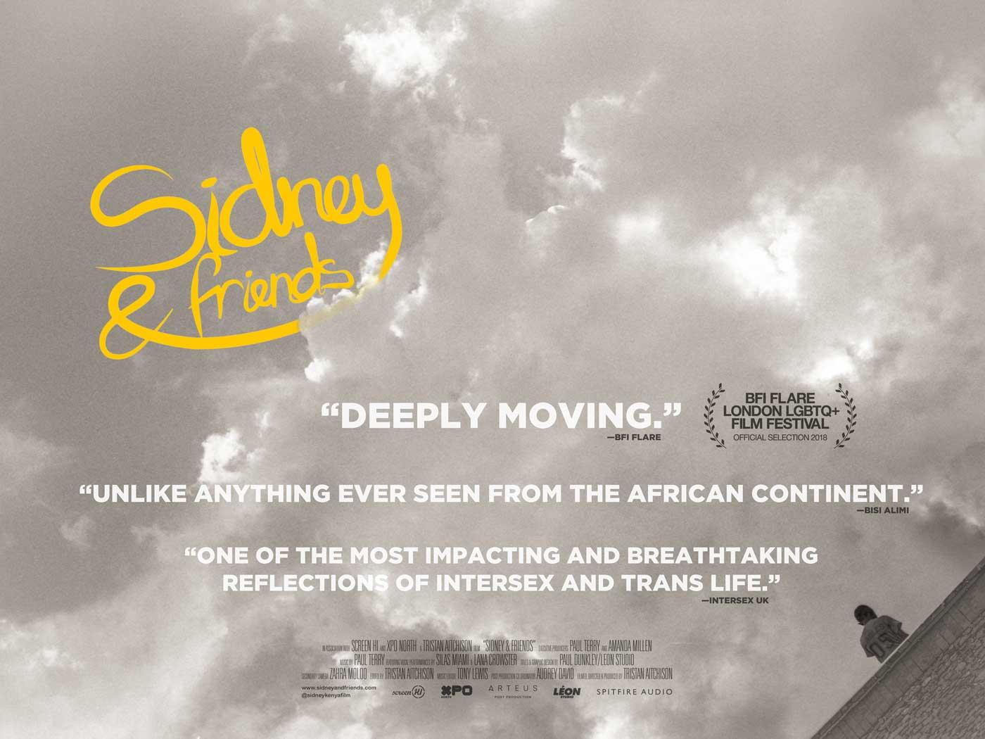 Sidney & Friends - Transforming Cinema